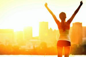 sunrise workout