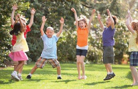 fitness fun kids