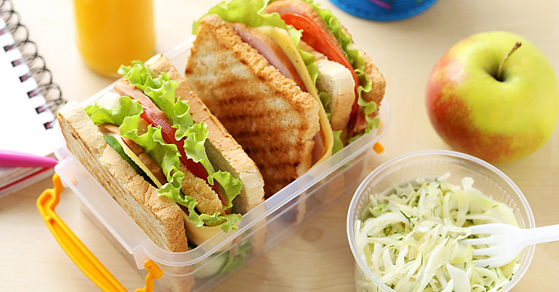 Build yourself a healthy lunch iwellness real life wellness healthy lunch forumfinder Choice Image