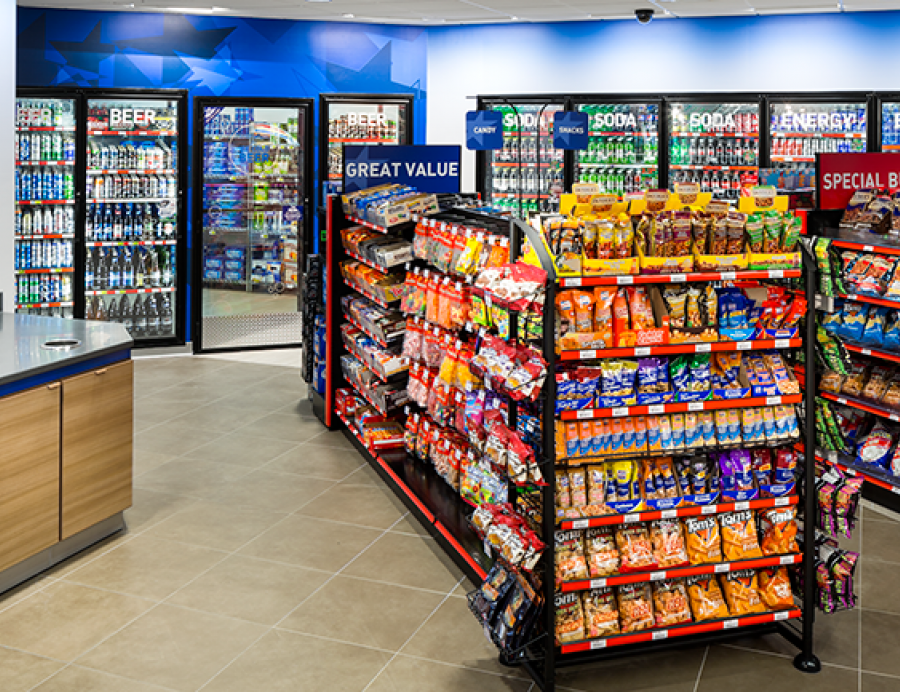 Quick Snacks At The Convenience Store IWellness